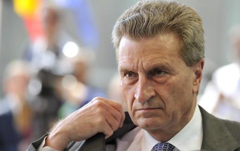 Germany should make use of shale gas: EU