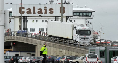 France mulls plan to tax foreign truck drivers