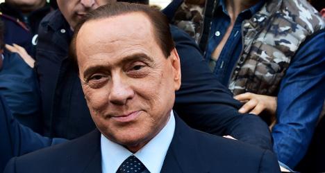 'I am a friend of Germany': Berlusconi