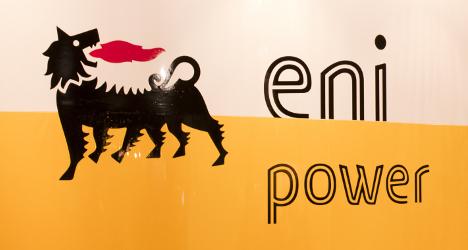 Weak European demand hits Eni profits