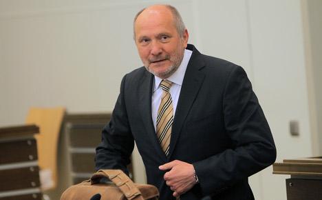 Ex-minister jailed over F1 race track scandal