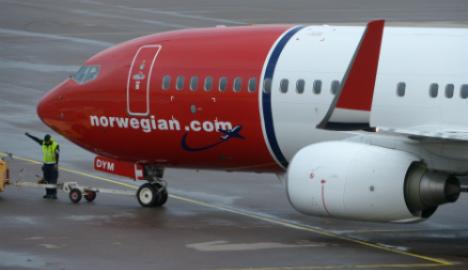 Norway flight lands in Sweden after bomb threat