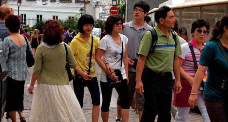 Martial arts tourists tackle Spanish mugger
