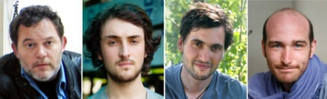 French reporters held captive in Syria set free