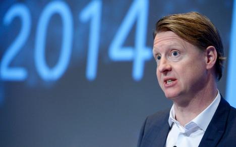 Ericsson quarterly profit defies sluggish sales