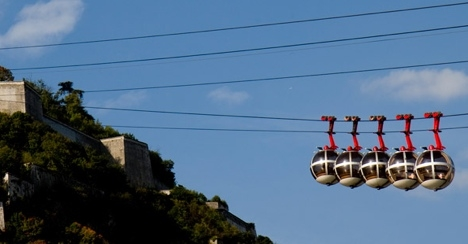Geneva minister revives cable car project