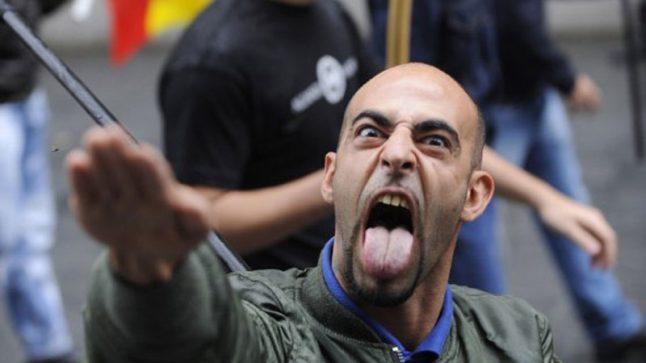 Spanish fascists make Euro election bid