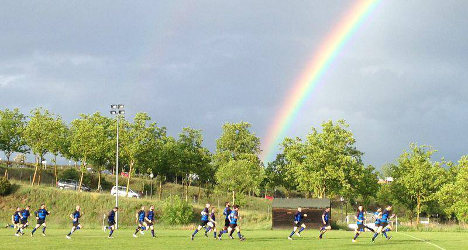 Meet Spain's first gay-friendly rugby club