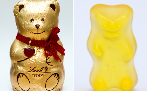 Haribo loses battle of the bears to Lindt