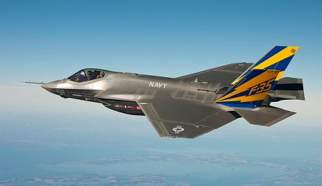 Norway to share F-35 costs with UK