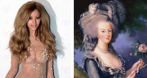 Ex-call girl picked to embody Marie Antoinette