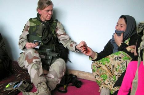 Swedish military 'won't help ex-translators'