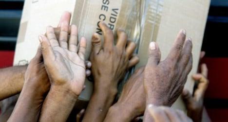 Spain's international aid spending at rock bottom