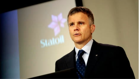 Statoil income soars a third on court win