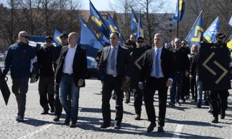 Police on cyber-trail of Swedish neo-Nazi fugitive