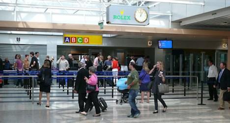 'Terrorist name' bars Swiss passenger from US
