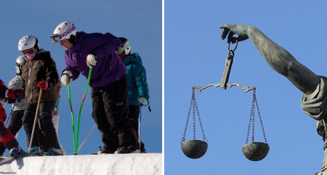 British ski instructor in landmark French trial