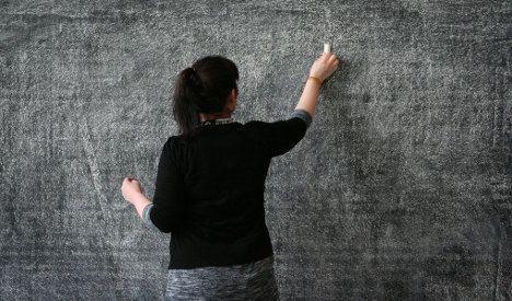 Stressed Swedish teachers often off sick