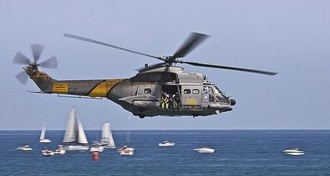 Four confirmed dead after helicopter crash