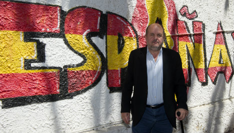 Spain's far-right on the margins despite crisis