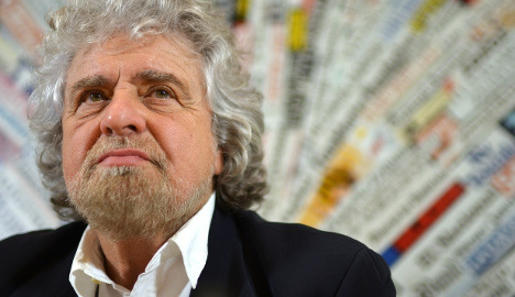 Grillo won't apologize for 'anti-Semitic' post