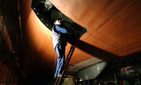 'Kockums submarine raid may be illegal': lawyer