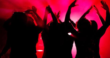 Drunk mum leaves child in nightclub's storeroom