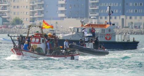 Gibraltar police deny injuring Spanish cop