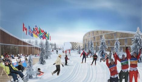 Progress could upset Oslo Olympic bid