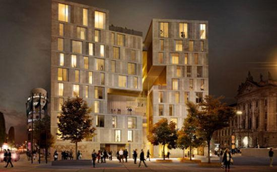 Munich to get 'Tetris cube' hotel