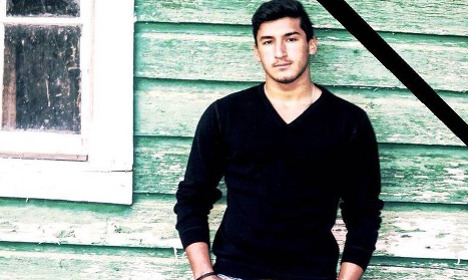 US man shoots German student, 17, dead