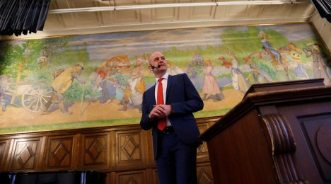 'Imperfect EU better than revolting nationalism'
