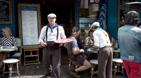 Parisians really are rude to tourists –  true or false?