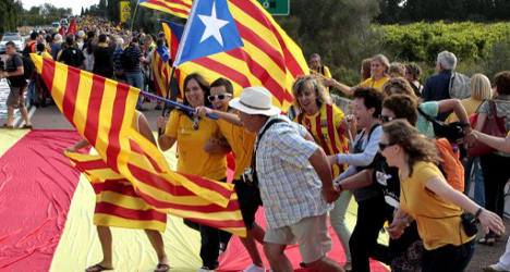 Catalan report is wrong on independence: EU