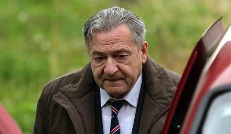 Croatia extradites ex-top spy to Germany