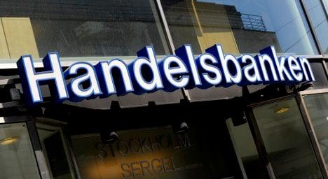 UK growth sees profits rise at Handelsbanken