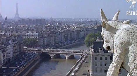 Paris in the swinging 60s: Top seven video clips