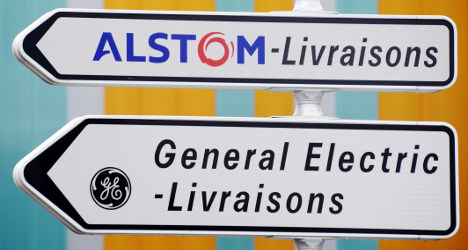 Alstom approves €12.35b bid from General Electric