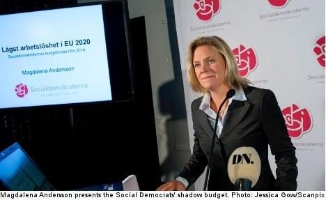 Social Democrats make tax pledge to elderly