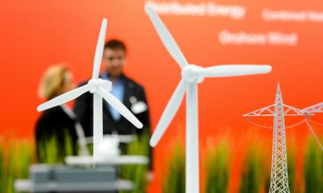 Energy efficiency boosts German tech exports