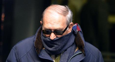Spain blocks extradition of Franco-era 'torturer'