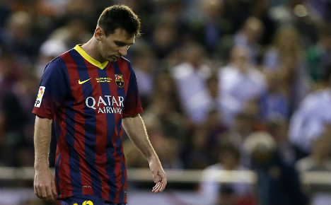 People are being unfair to Messi: Barça chief