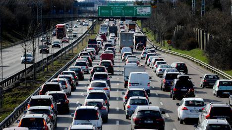 Good weather could blight Easter traffic