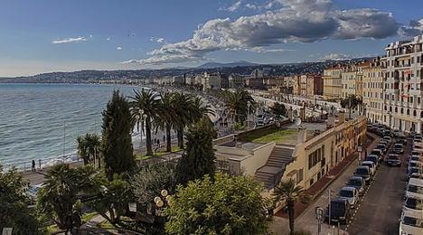Nice seafront to bid for World Heritage status