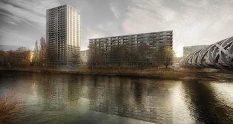 Geneva unveils massive housing project plan