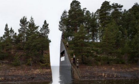 Norway government puts Utøya memorial on hold