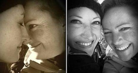 Ski champion announces same-sex marriage