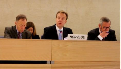 Saudi Arabia slams Norway on human rights