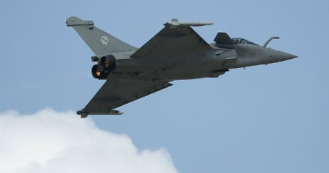 France to send fighter jets to patrol Baltics