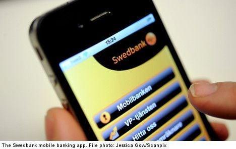 Swedbank goes offline in 'technical' crash